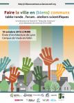 Faire la ville en (biens) communs, 10 octobre 2015 à Lyon