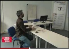 Alexis Kauffmann - Spécial Investigation - Canal+