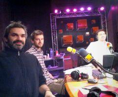 Sebastien Broca et Alexis Kauffmann - La matinale du Mouv' - 25 novembre 2013