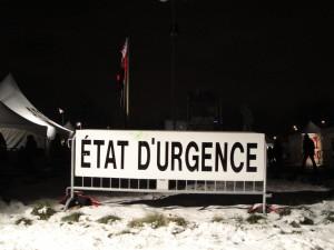 Etat d'urgence - Flickr