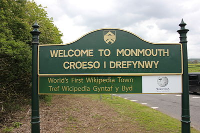 World's First Wikipedia Town - (John Cummings, CC-BY-SA)